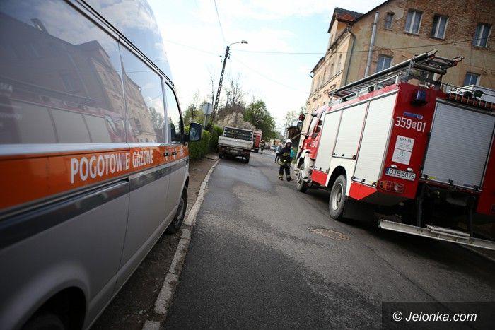 Kowary: Ulatniał się gaz w Kowarach