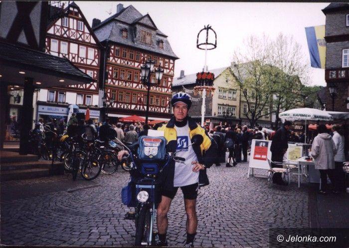 Region: Wyprawa rowerowa na część Unii Europejskiej