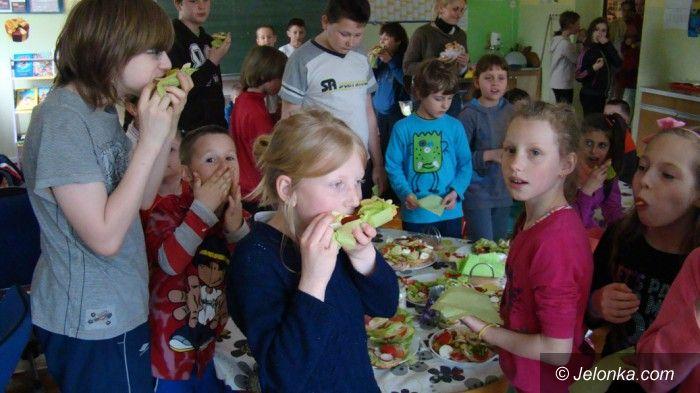 Region: Dzielili się posiłkiem i uczyli savoir vivre w Sokołowsku