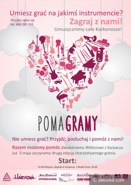 Karpacz: II edycja charytatywnego grania Harygmy