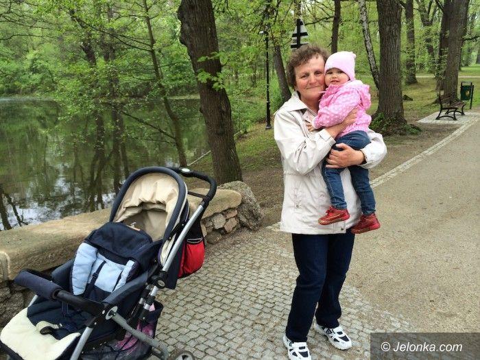 Jelenia Góra: Piękny park wymaga wielu zabiegów. Codziennie