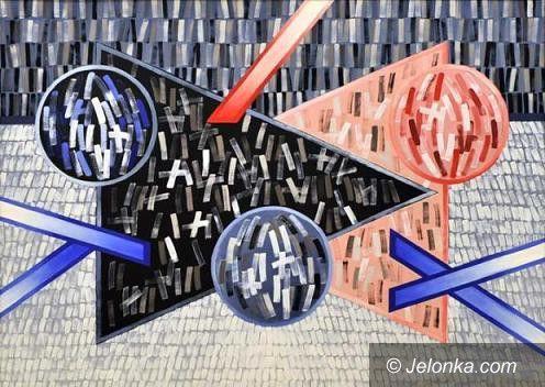 Jelenia Góra: Trójwymiarowe abstrakcje Adama Styki w BWA
