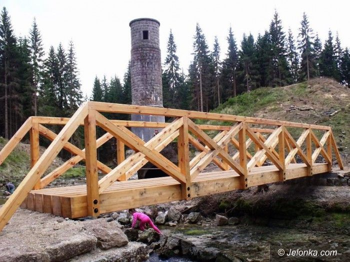 Jelenia Góra: Nowy mostek w 100. rocznicę katastrofy