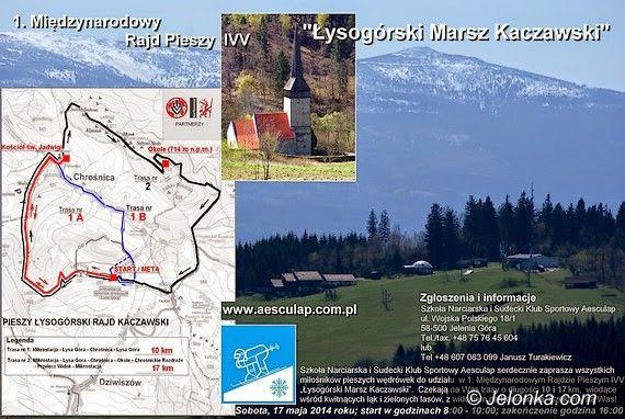 Region: Łysogórski Marsz Kaczawski