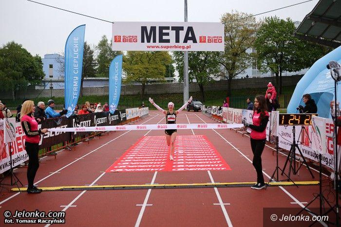 Jelenia Góra: Biegacze z Ukrainy triumfują w Półmaratonie
