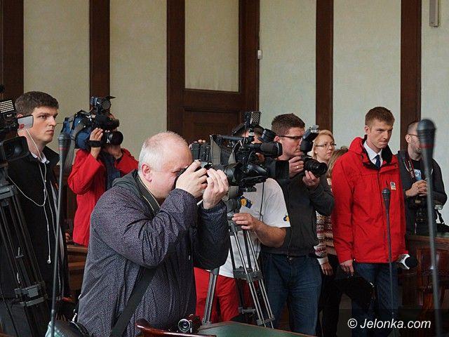 Jelenia Góra: Dożywocie dla podwójnego zabójcy z filharmonii
