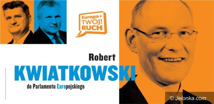 Jelenia Góra: Robert Kwiatkowski z Europa+ w Jeleniej Górze