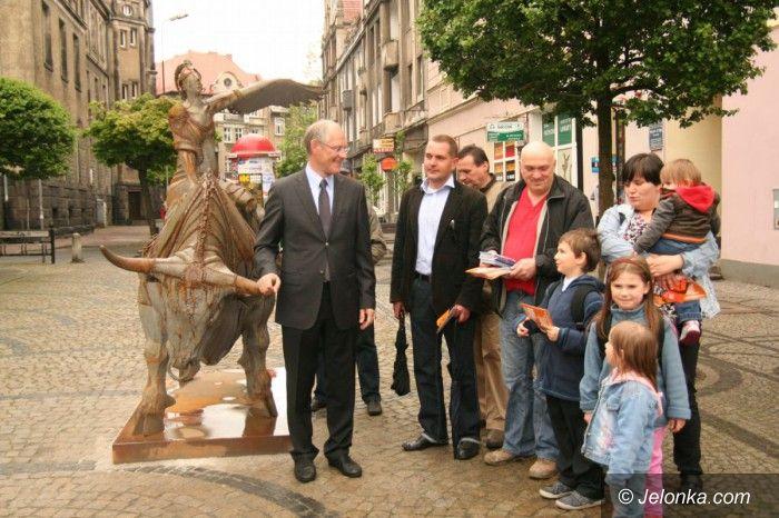 Jelenia Góra: Rozmowa z Robertem Kwiatkowskim, liderem listy Europa+