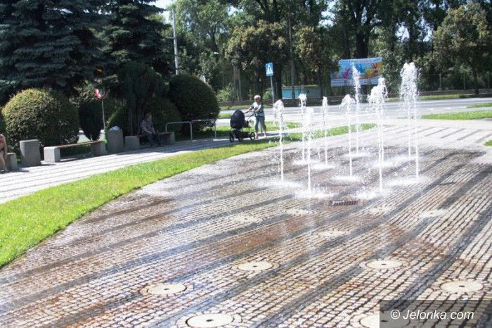 Jelenia Góra: Rewitalizacja fontanny (nie)zgodna z prawem?
