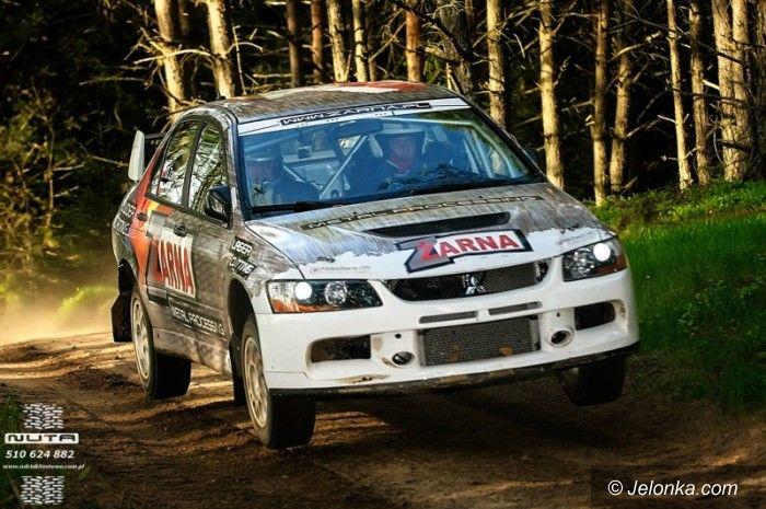 Łotwa: Jeleniogórski rajdowiec wybrał Mistrzostwa Litwy