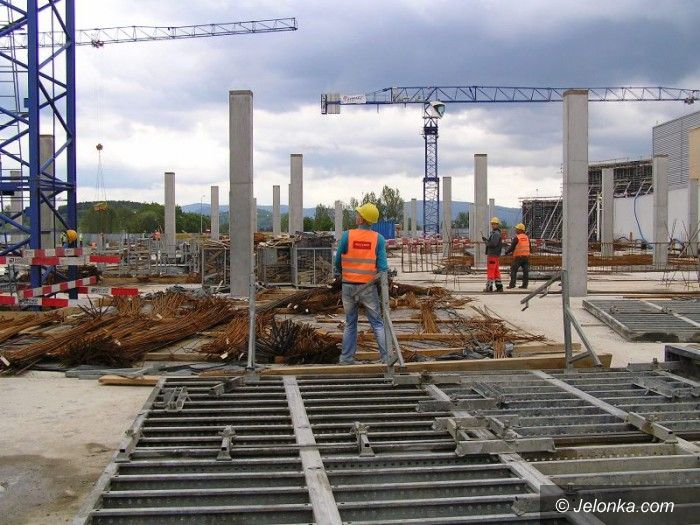 Jelenia Góra: Kolejny etap budowy Galerii Sudeckiej