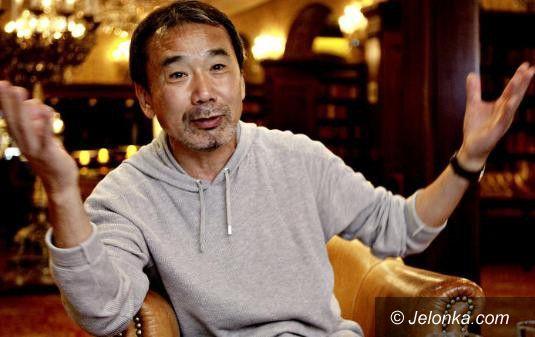 Jelenia Góra: Literacka kolacja z Harukim Murakamim w Staniszowie