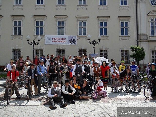 Jelenia Góra: Rowerowa Parada Retro za nami
