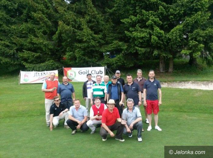 Harrachov: Golfiści powalczyli w Harrachovie