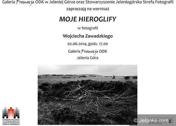 Jelenia Góra: Hieroglify Wojciecha Zawadzkiego w ODK