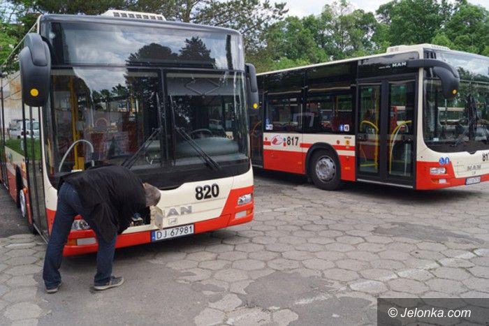 Jelenia Góra: W trasę ruszyły nowe autobusy. Monitorowane