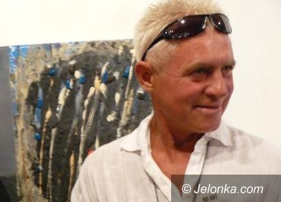 Jelenia Góra: Wernisaż wystawy Piotra C. Kowalskiego w Staniszowie