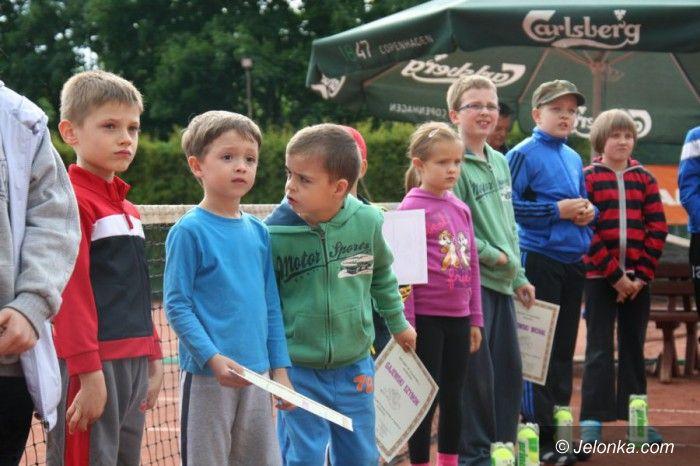 Jelenia Góra: Uroczyście zainaugurowali sezon tenisowy