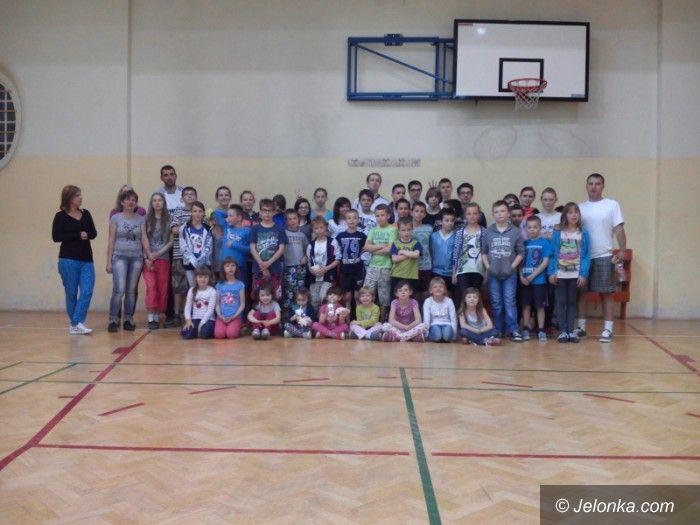 Jelenia Góra: Udana integracja w Dniu Dziecka