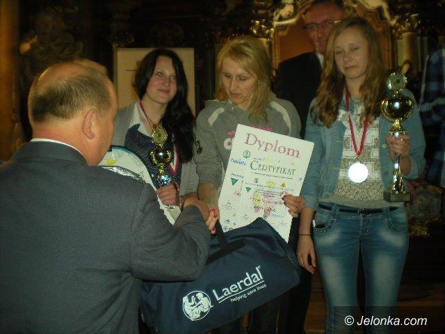 Region: Wielki sukces uczennic Gimnazjum nr 3!