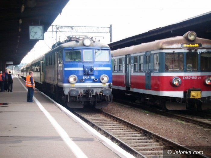 Region/Kraj: Trwa walka o przywrócenie kolejowego połączenia z Krakowem