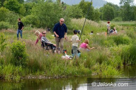 Region: Piknik wędkarski na Dzień Dziecka