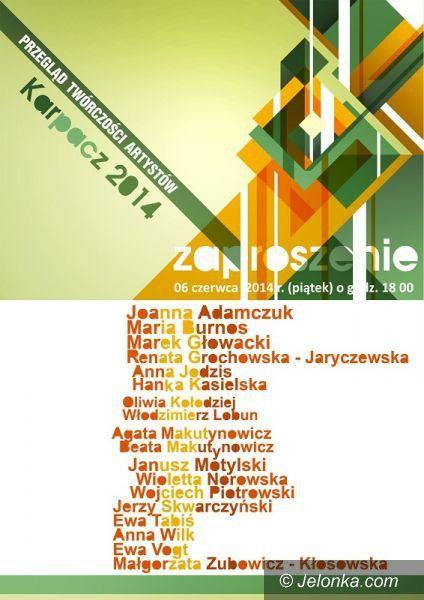 Karpacz: Wystawa twórczości artystów pod Śnieżką