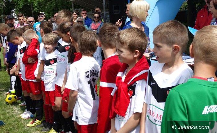 Jelenia Góra: Piłkarski festyn dla dzieci w Parku Norweskim