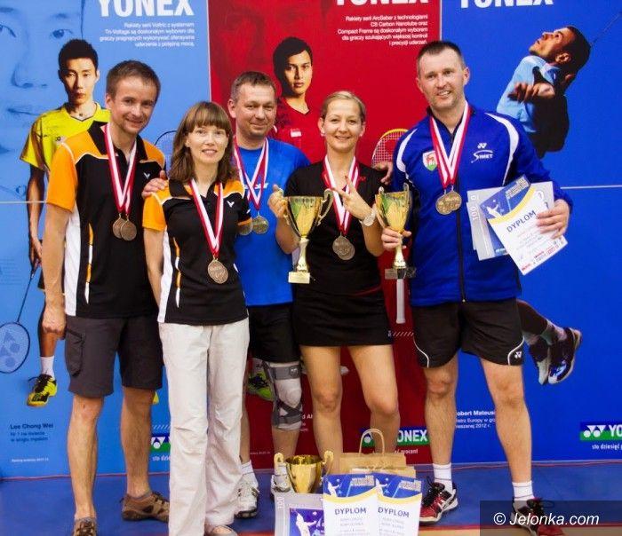 Zielonka: Wrócili z medalami mistrzostw Polski