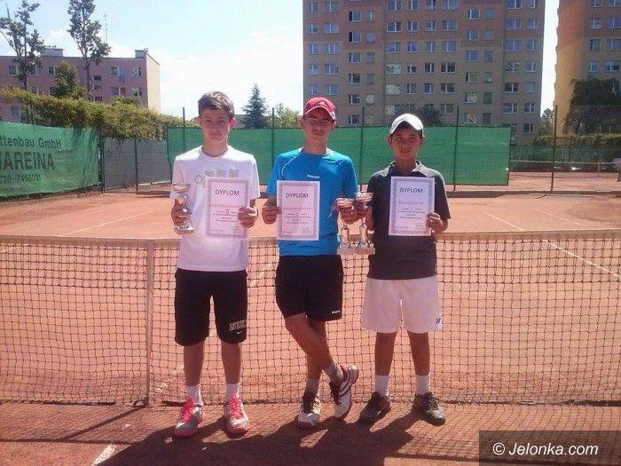 Jelenia Góra: Dolnośląski tenisowy czempionat w Jeleniej Górze