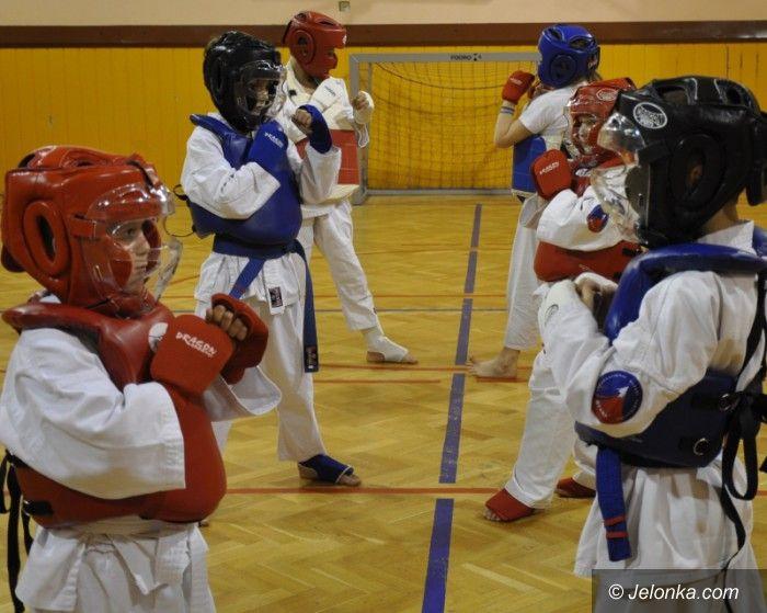 Jelenia Góra: Klubowe zawody Oyama Karate dla dzieci