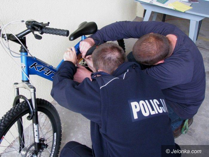Jelenia Góra: Już dzisiaj oznakuj swój rower