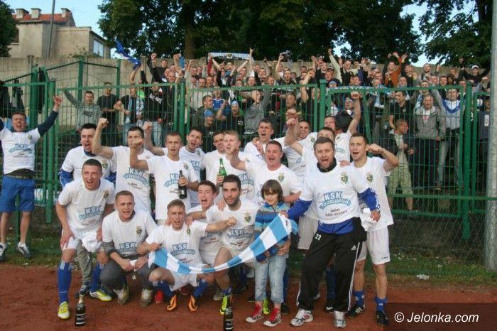 IV-liga: Karkonosze w III–lidze! (zapis relacji na żywo)