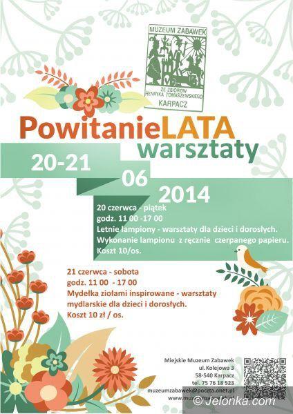 """Karpacz: """"Powitanie lata 2014"""" w Muzeum Zabawek"""