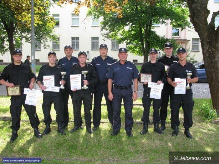 Region: Jeleniogórskie pary patrolowe na medal!