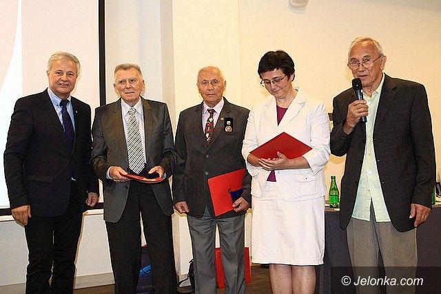 Kraj: Julian Gozdowski Honorowym Członkiem PZN