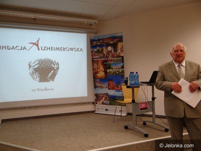 Jelenia Góra: O chorobie Alzheimera – spotkanie w Książnicy