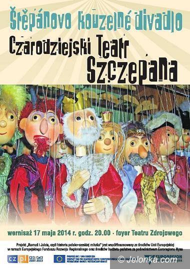 """Jelenia Góra: """"Czarodziejski teatr Szczepana"""" w Teatrze Animacji"""