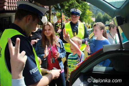 Region: Policjanci: Wakacje mogą być bezpieczne