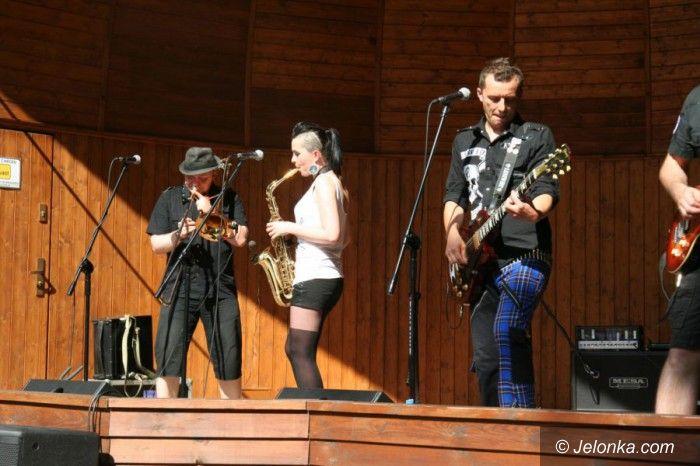 Jelenia Góra: Koncert Leniwca ściągnął tłumy