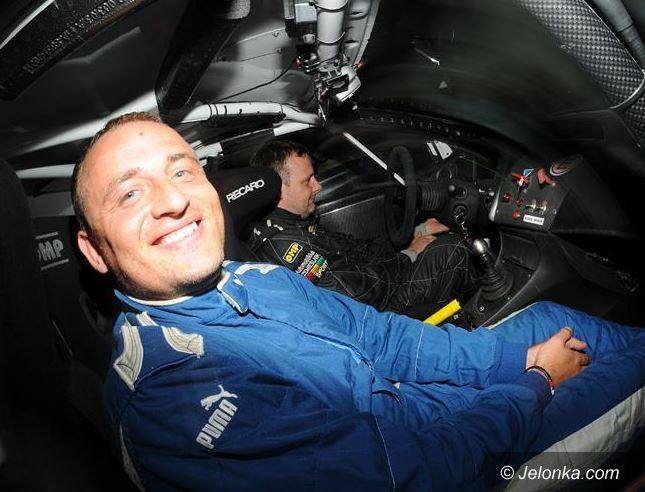 Jelenia Góra: Zapracowany Łukasz Włoch – rozmowa z jeleniogórskim pilotem rajdowym!