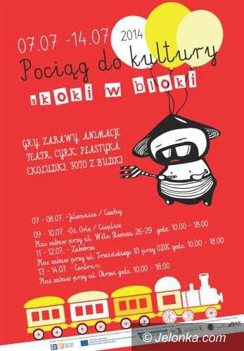 Jelenia Góra: W weekend – Skoki w... bloki