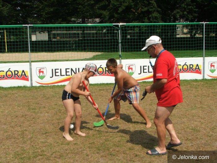 Jelenia Góra: Powalczyli w turnieju unihokeja