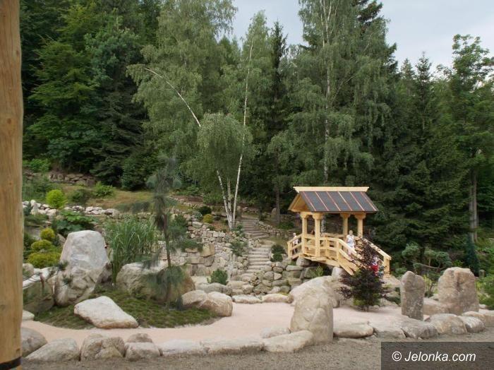Region: W Przesiece powstał ogród japoński