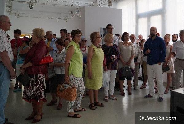 """Jelenia Góra: """"Rzeźba i aranżacje przestrzenne"""" – finisaż wystawy"""