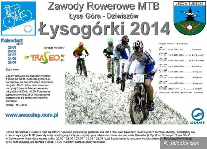 Dziwiszów: Trzecia niedziela z Łysogórkami 2014