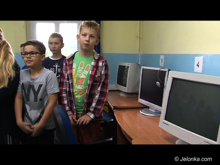 Jelenia Góra: Komputery dla niepełnosprawnych