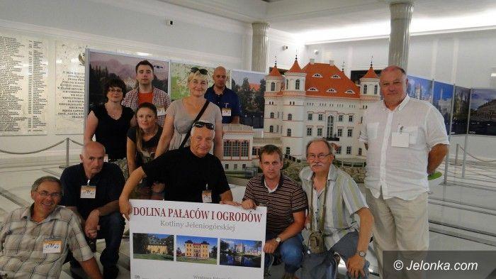 Warszawa/Region: Wystawa fotografii Doliny Pałaców i Ogrodów w Sejmie