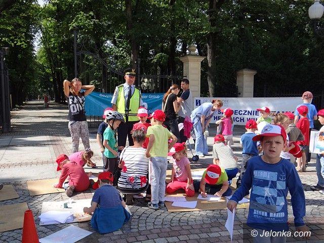 Jelenia Góra: Świetna zabawa na rzecz bezpieczeństwa