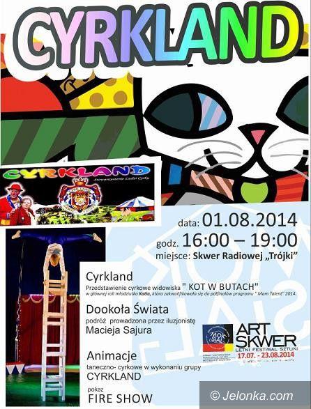 Szklarska Poręba: Letnie warsztaty cyrkowe od jutra